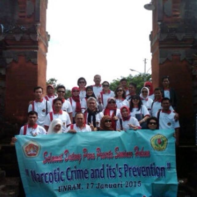 Kegiatan Studi Banding Fakultas Hukum ke Univeritas Warmadewa Bali