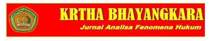 Call For Paper Jurnal Krtha Bhayangkara (Jurnal Analisa Fenomena Hukum)